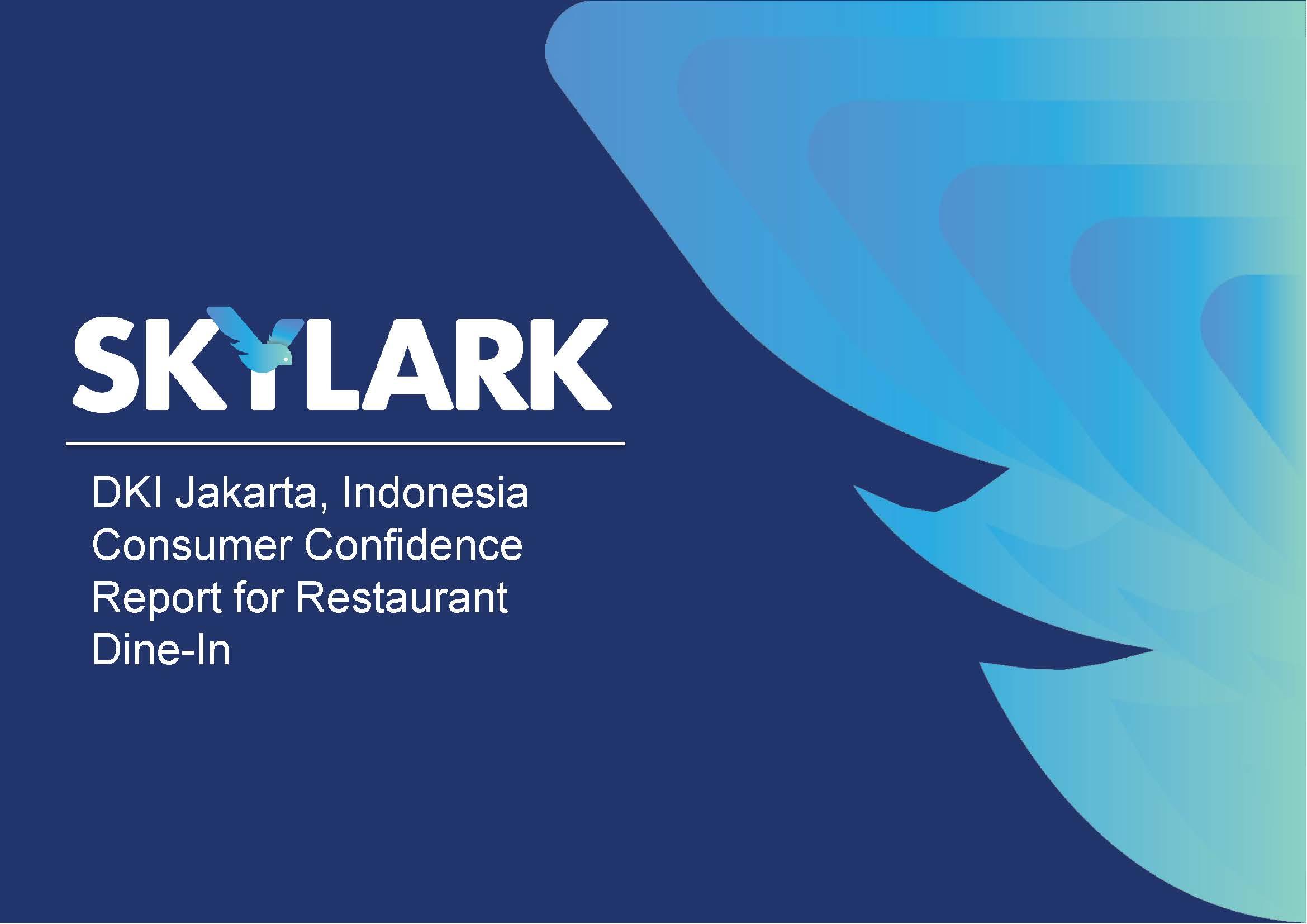 DKI Jakarta, Indonesia Consumer Confidence Report for Restaurant Dine-In